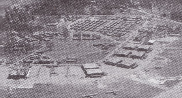 Amberley Airfield During Ww2