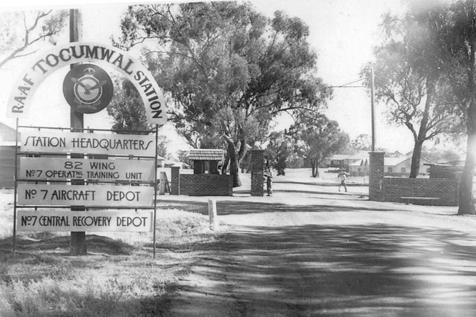 Tocumwal Airfield Previously Known As Quot Mcintyre Field