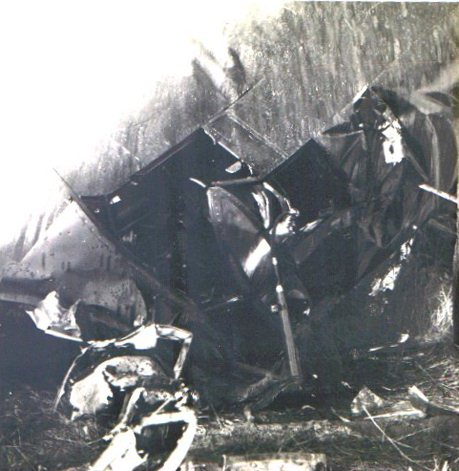 About March 1942 Crash Of A B 26 Marauder At Reid River