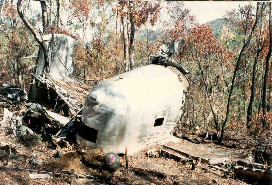 26 February 1945 - Crash of a B-24D Liberator,