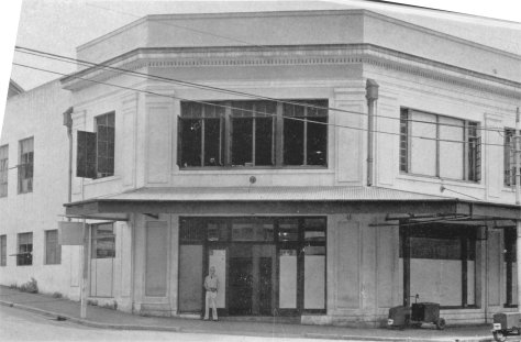 Depot Supply Office In The John McGrath Building On The Corner Of Wickham  Street And Constance Street. This Building Was Later Used