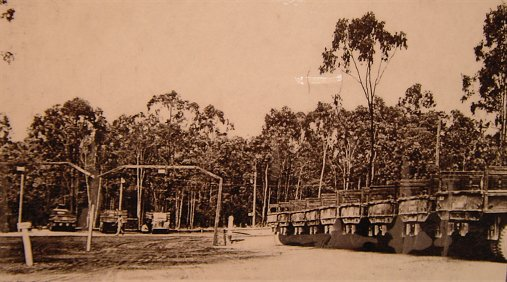 He remembers an Australian Army Camp that was located at the end of ...
