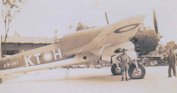No  12 Repair and Salvage Unit - RAAF, in Australia during WW2