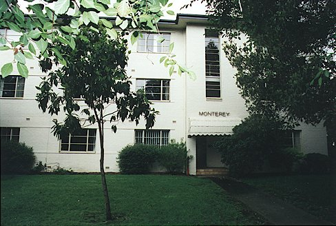 Monterey Apartments 17 Queens Road Melbourne Housed The Special