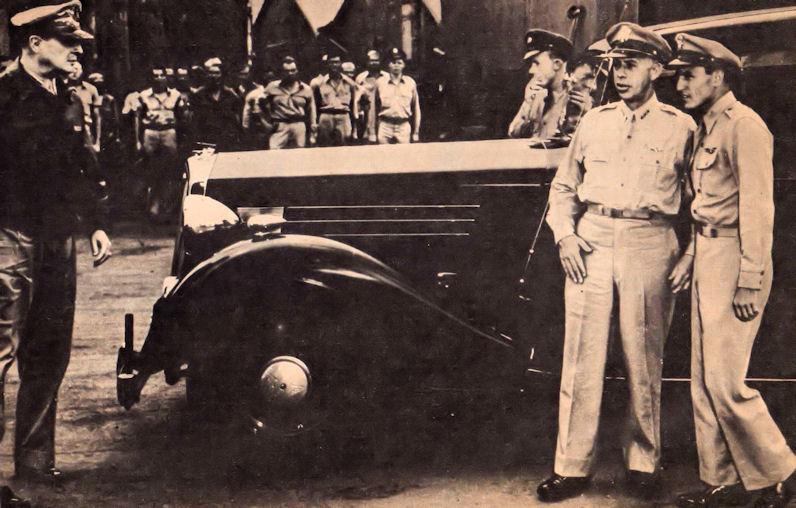Wilbur B Beezley Pilot Of B 17 Quot Sally Quot General George